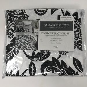 Damask Designs by Charter Club Twin Comforter Set